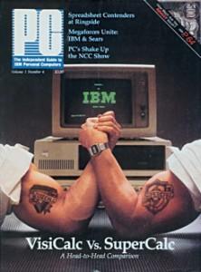 Visicalc-vs-Supercalc PC Mag Cover