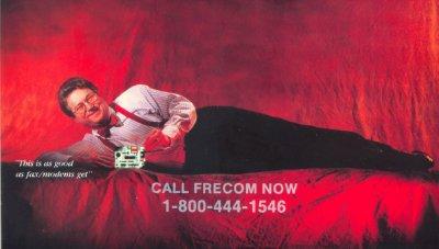 Frecom Fax Modems