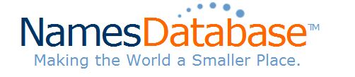Names Database Logo