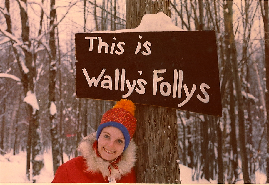 This is Wally's Follys